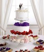 """Tiered cake and Pastry Stand"""